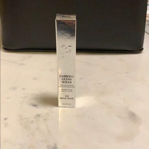 Lancôme L'absolu Gloss Sheer (Lipstick) BNIB